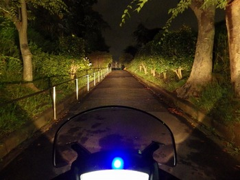 トリシティ カスタム ヘッドライト LED 23.jpg