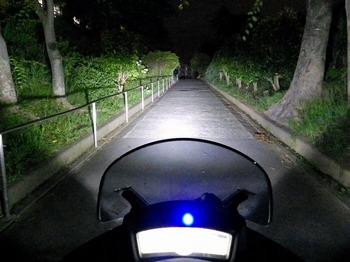 トリシティ カスタム ヘッドライト LED 27.jpg