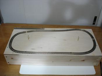 制作鉄道模型 ジオラマ クリスマス 作る   12.jpg