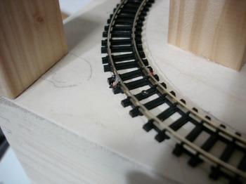 制作鉄道模型 ジオラマ クリスマス 作る   24.jpg
