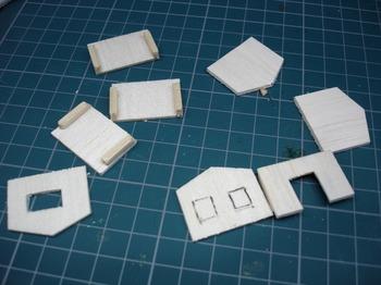 制作鉄道模型 ジオラマ クリスマス 作る   28.jpg