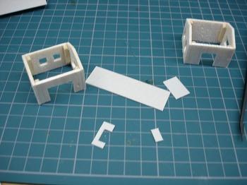 制作鉄道模型 ジオラマ クリスマス 作る   37.jpg