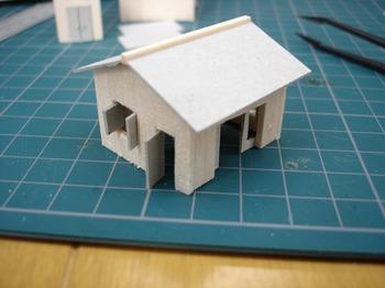 制作鉄道模型 ジオラマ クリスマス 作る   40.jpg