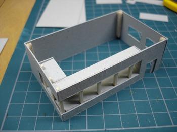 制作鉄道模型 ジオラマ クリスマス 作る   47.jpg