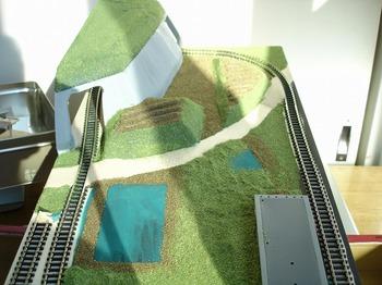 制作鉄道模型 ジオラマ クリスマス 作る   54.jpg