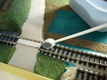 制作鉄道模型 ジオラマ クリスマス 作る   62.jpg