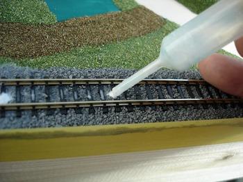 制作鉄道模型 ジオラマ クリスマス 作る   66.jpg