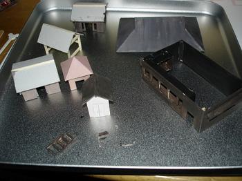 制作鉄道模型 ジオラマ クリスマス 作る   68.jpg