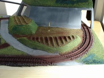 制作鉄道模型 ジオラマ クリスマス 作る   81.jpg