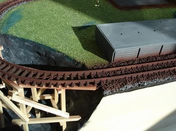 制作鉄道模型 ジオラマ クリスマス 作る   83.jpg