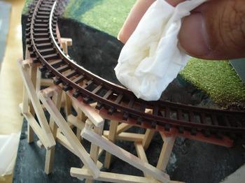 制作鉄道模型 ジオラマ クリスマス 作る   84.jpg
