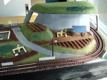 制作鉄道模型 ジオラマ クリスマス 作る   97.jpg