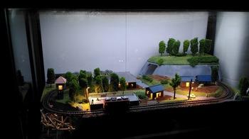 鉄道模型 クリスマス 鬼太郎 02.jpg