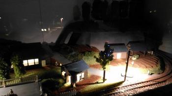 鉄道模型 クリスマス 鬼太郎 05.jpg