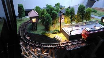 鉄道模型 クリスマス 鬼太郎 07.jpg