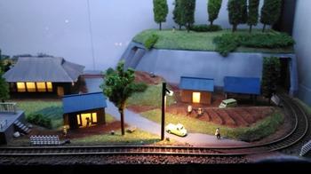 鉄道模型 クリスマス 鬼太郎 08.jpg