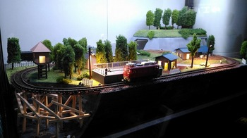 鉄道模型 クリスマス 鬼太郎 10.jpg