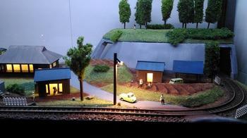 鉄道模型 クリスマス 鬼太郎 12.jpg